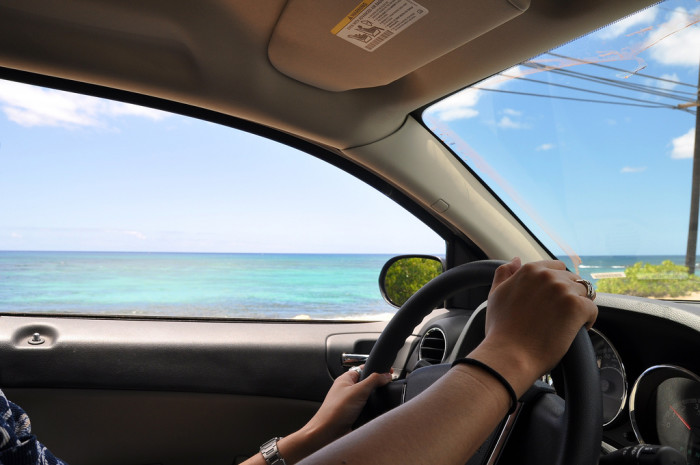 11) You don't give directions based on traditional compass directions… Drive mauka, then turn right at the first stop sign and park by the eleventh light post.