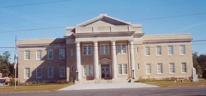 11. Allendale County