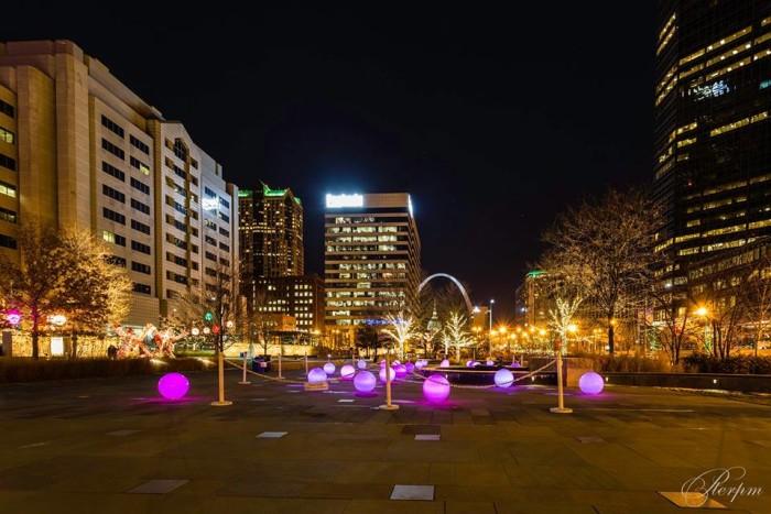 11.City Garden, St. Louis