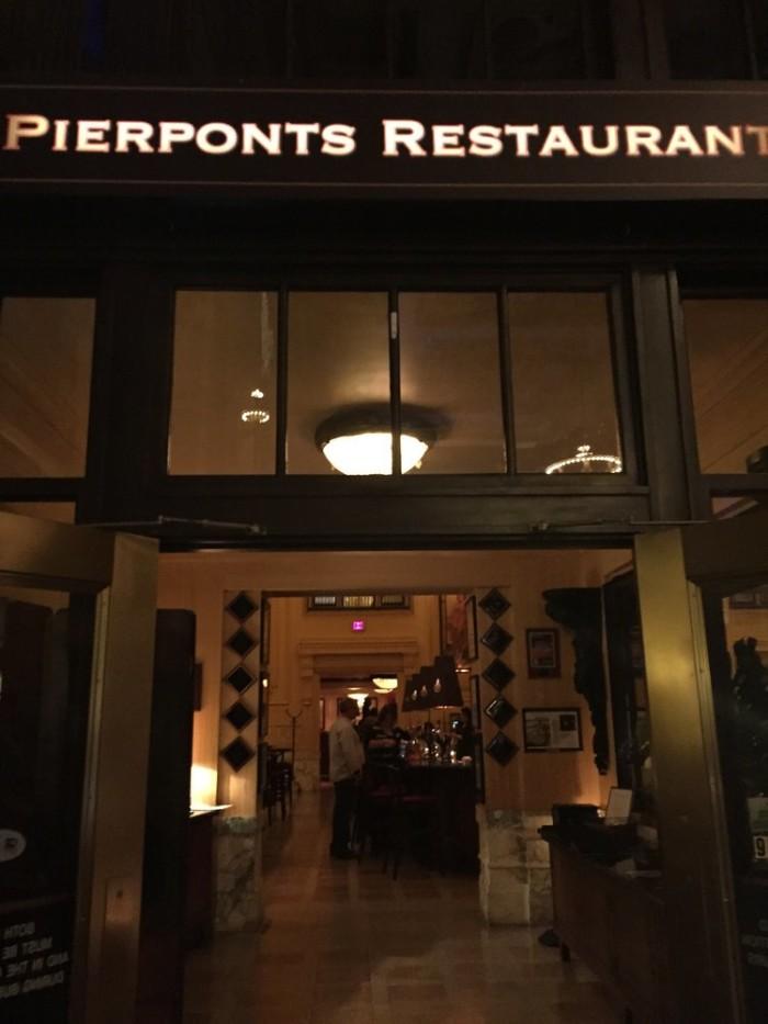 11.Pierpont's at Union Station, Kansas City