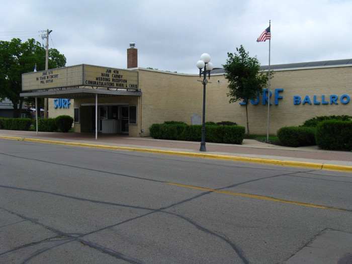 1. Clear Lake - Surf Ballroom and Museum