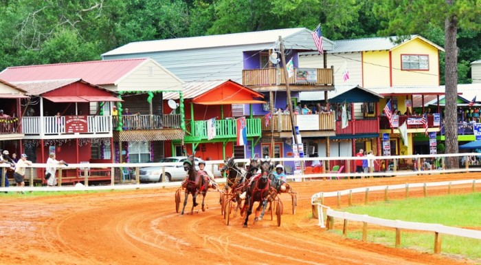 1. Attend the Neshoba County Fair.