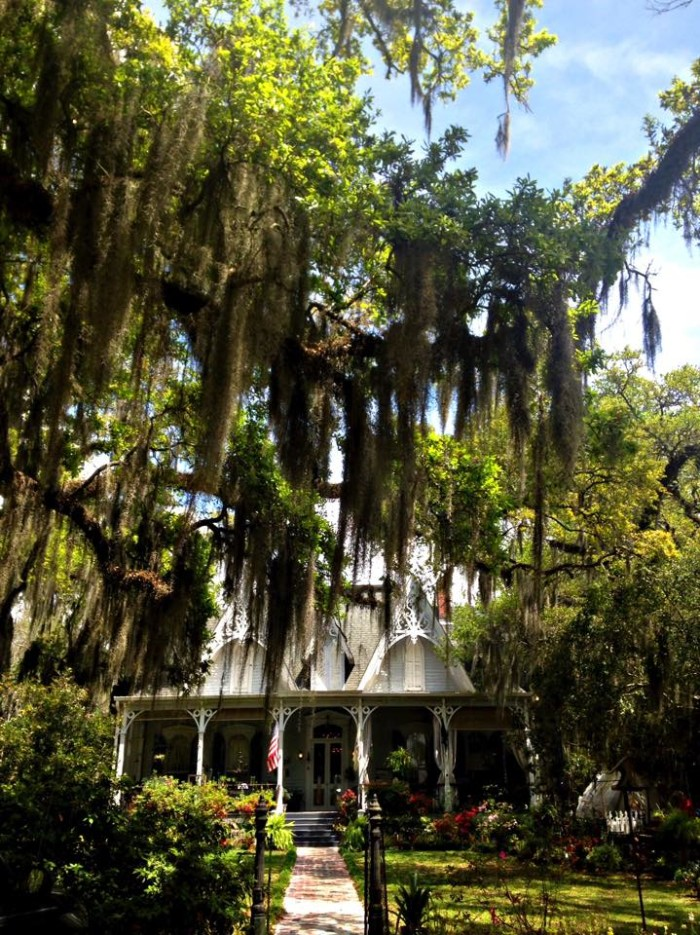 3. Spend a weekend with your love in St. Francisville