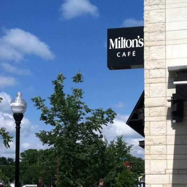 9. Milton's Café (Lawrence)