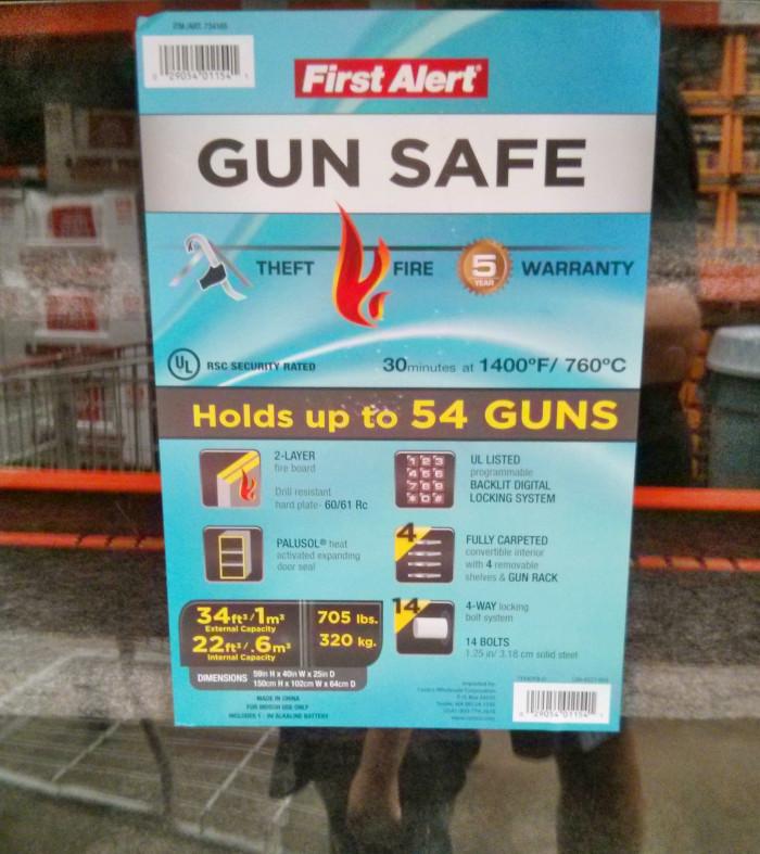 6. Does everyone own a gun?