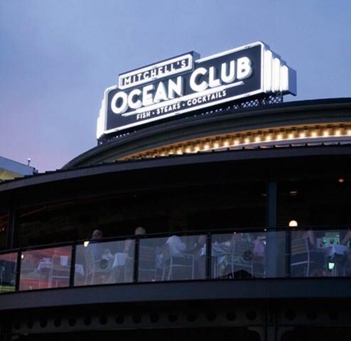 1. Mitchell's Ocean Club (Columbus)