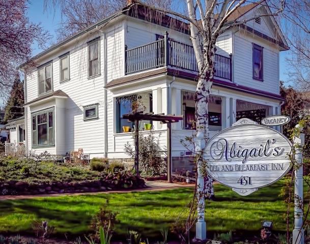 11. Abigail's Bed & Breakfast Inn