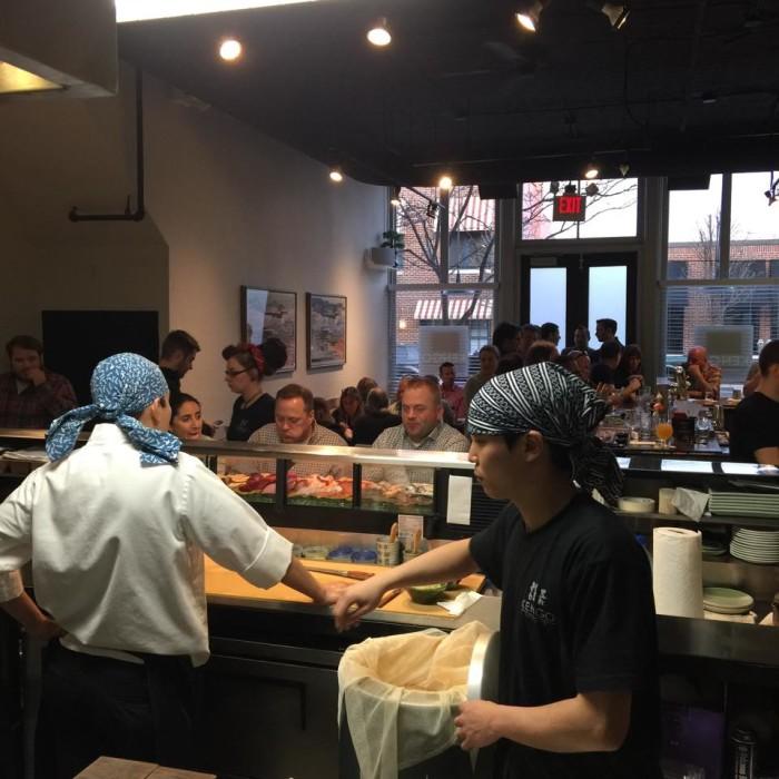 3. Kengo Sushi & Yakitori (Toledo)