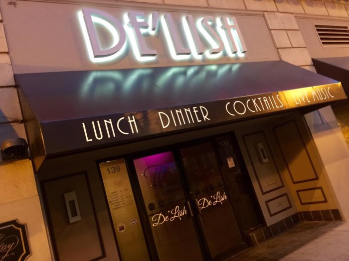 2. De'Lish Café (Dayton)