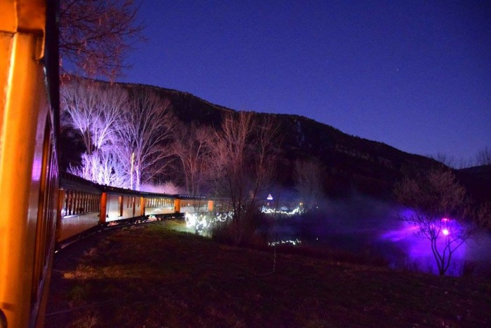 2. Durango & Silverton Narrow Gauge Railroad (Durango)