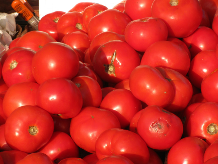 15. Our Jersey Fresh tomatoes are famous the world over for being some of the best.