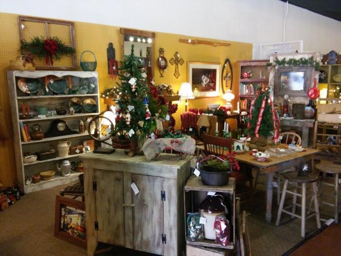 Central Mississippi Flea Market, Kosciusko