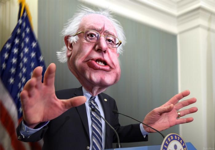 7.  Bernie Sanders is NOT a native Vermonter.