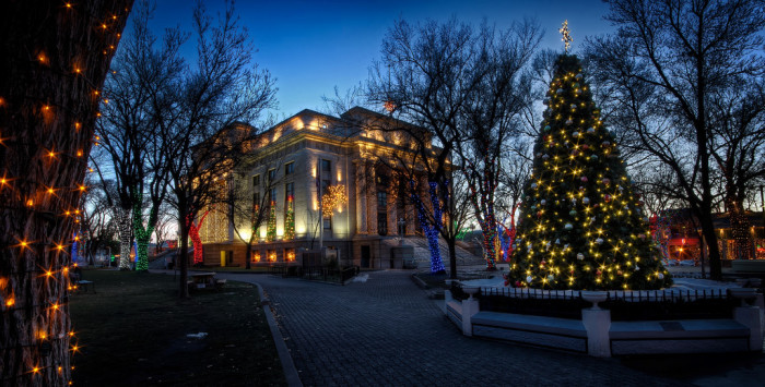 11. But we really do have a Christmas town: Prescott.