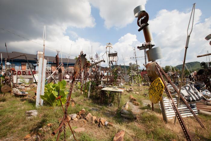 1. Joe Minter's African Village in America - Birmingham, AL