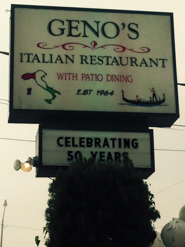 12. Geno's Italian Restaurant, Monroe, LA