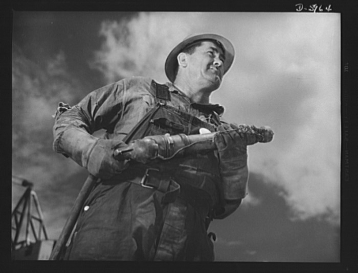 12) The face of TVA in 1942