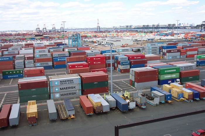 16. We play a major role in global trade. The largest seaport in the US is located in Elizabeth and nearly 80 percent of what our nation imports comes through New Jersey first.