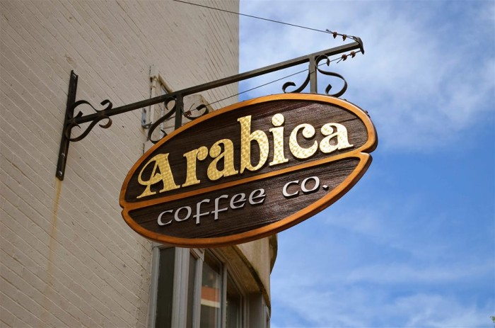 6. Arabica Coffee Co, Portland