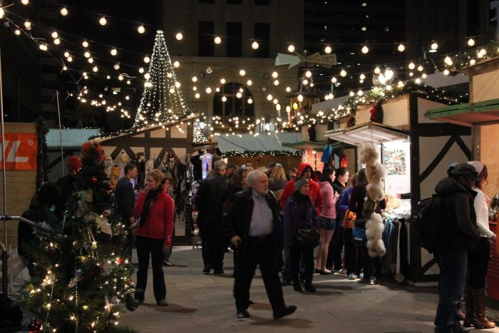 4. Denver Christkindl Market (Denver)