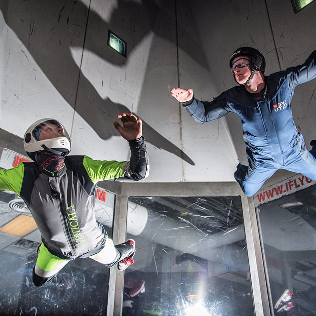 6. Go skydiving.