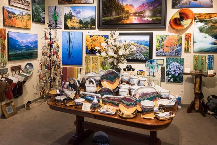 3. Aspen and Evergreen Gallery