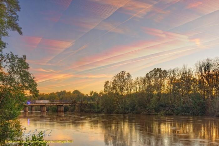 3.  Ocmulgee River - HWY 16 - Macon, GA taken in Nov 2015 by Doug Neunberger