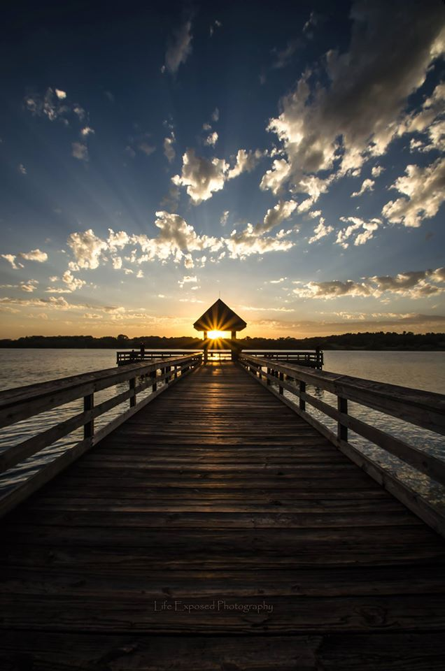 8. Life Exposed by RKHarris Photography shared this stunning scene of Wehrspann Lake.