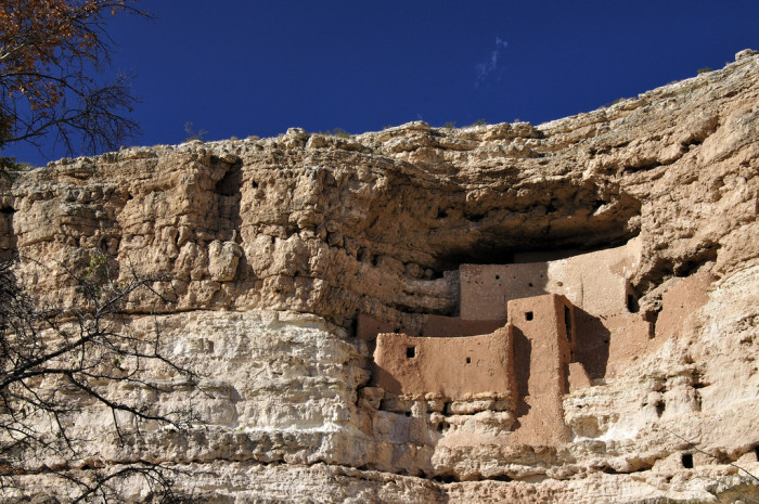 10. Check out sites like Casa Grande or Montezuma Castle National Monuments for a glimpse into Arizona's past