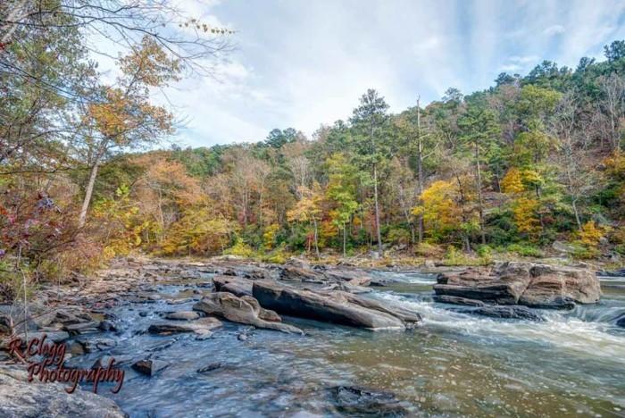 8. Sweetwater Creek State Park - Lithia Springs, GA by Randy Clegg