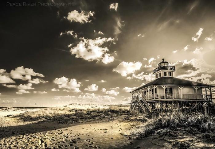 10. John Blanco shared this photo of the Port Boca Grande Light on Gasparilla Island.