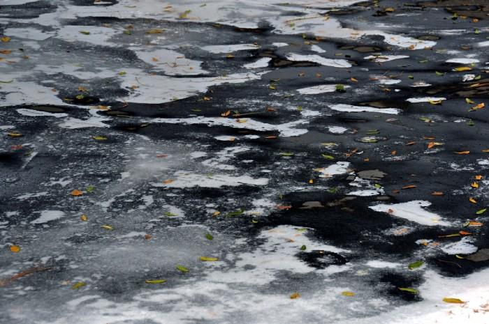 10. Frozen Street
