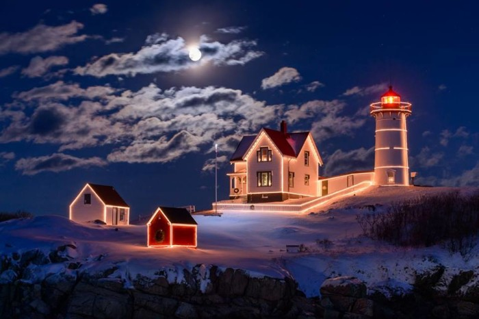 Here Are The 7 Best Christmas Displays In Maine. They're ...