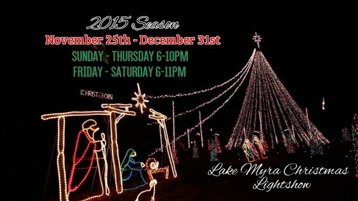 Wendell nc christmas lights