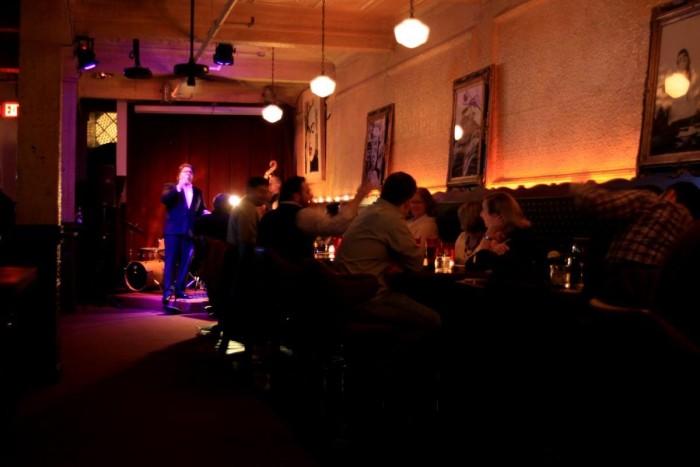 8. Lucky's Lounge, Boston