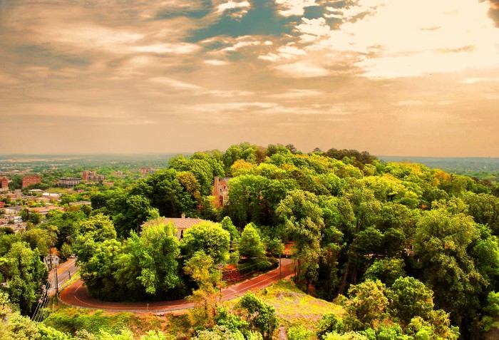 10. View from Vulcan - Birmingham, Alabama