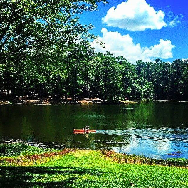 12. Mississippi's state parks have won numerous awards.