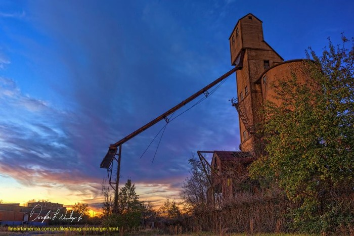 2. Duel Silo in Macon, GA by Doug Neunberger