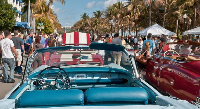 1. Art Deco Weekend, Miami Beach