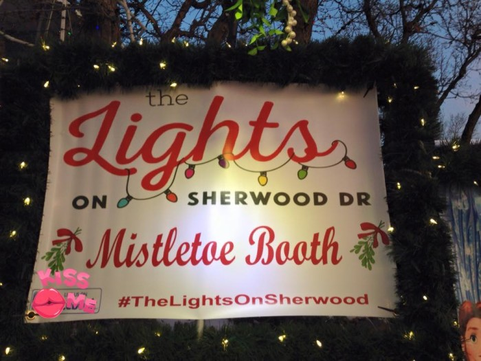 4. Lights on Sherwood Drive, Kaysville