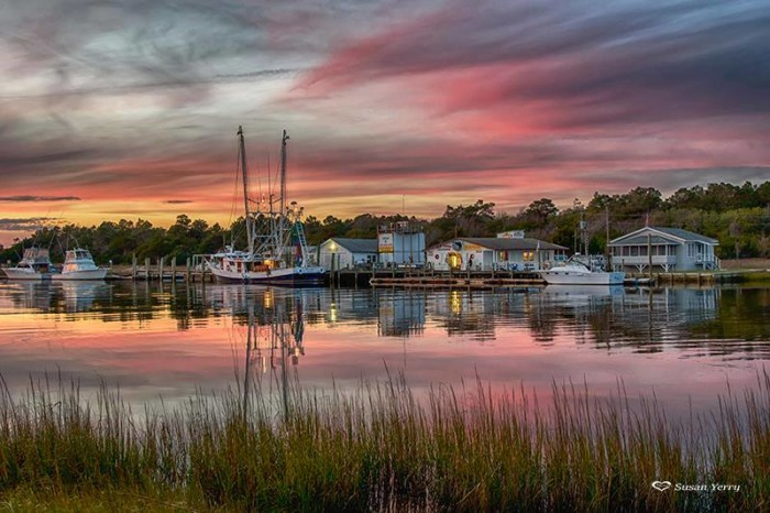 16. Lovely Holden Beach captured by Susan Yerry.