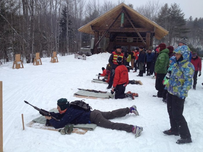 2. The Liberal Cup Biathlon at Hidden Valley Nature Center, January 31st.