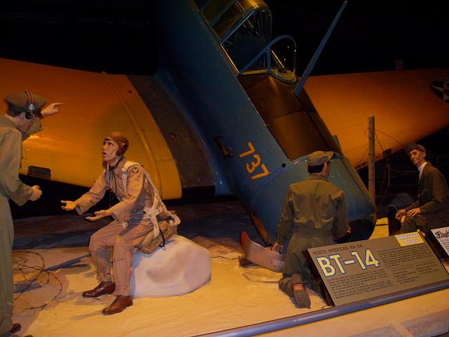 15. Visit the U.S. Air Force Museum.