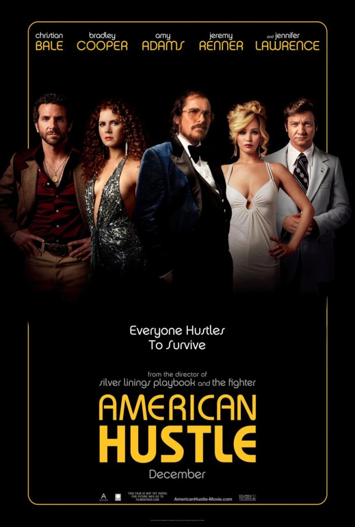 2. American Hustle