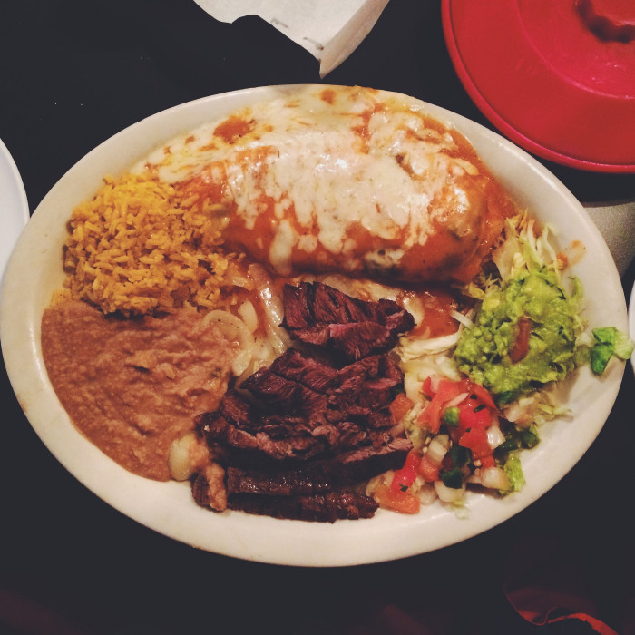 8. What is Tex-Mex?