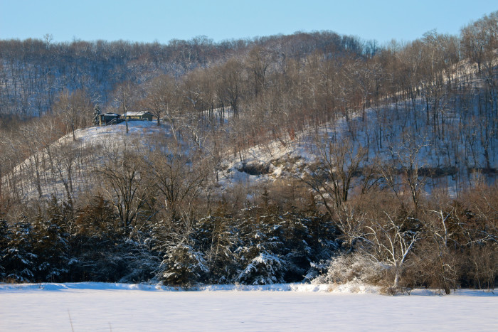 2. Great River Bluffs State Park is a wonderful place to start, but all along the bluffs of Southeastern Minnesota you'll find spectacular views.