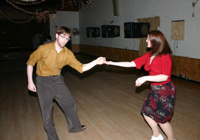 13.  Swing Dance Lessons.