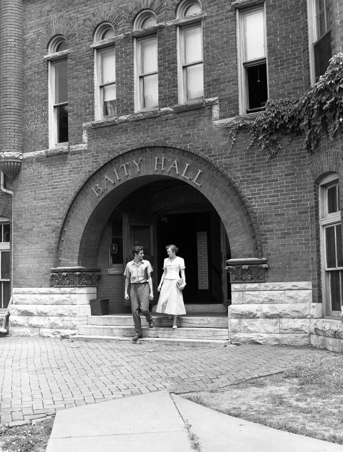 12. Baity Hall, Missouri Valley College, Marshall