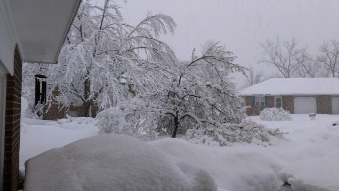13.Blizzard in Boonville
