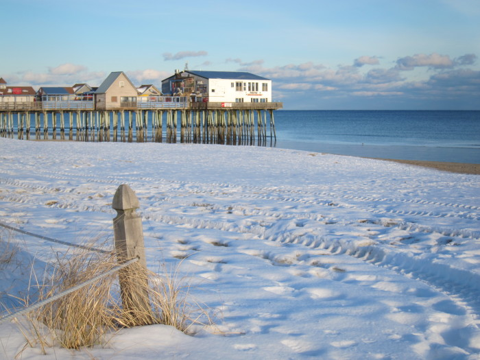 9. The Old Orchard Beach Winter Carnival at Old Orchard Beach, February 18th to 20th.